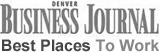 Denver Business Journal Best Places to Work