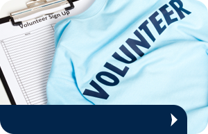 Volunteer Sign Up and T-Shirt