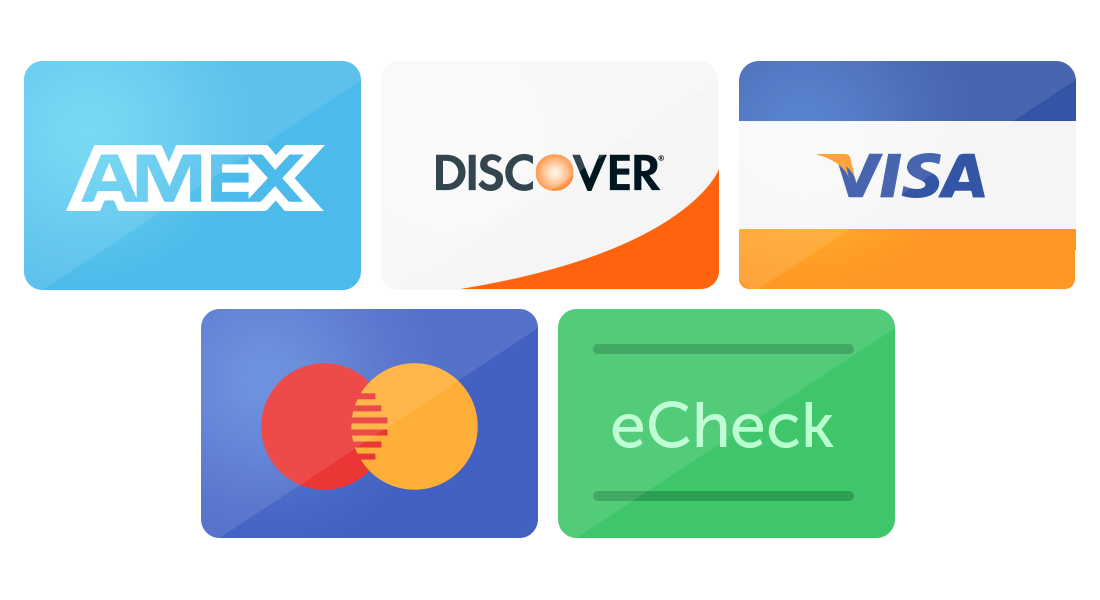 Accept credit cards with BookSimple