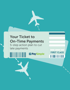 PaySimple Late Payments eBook