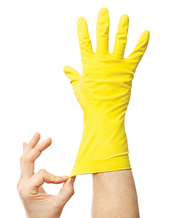 Cleaning Glove