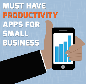 Must-Have Productivity Apps for Small Business | PaySimple Blog