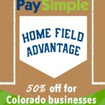Colorado Businesses: Score Your Home Field Advantage with PaySimple