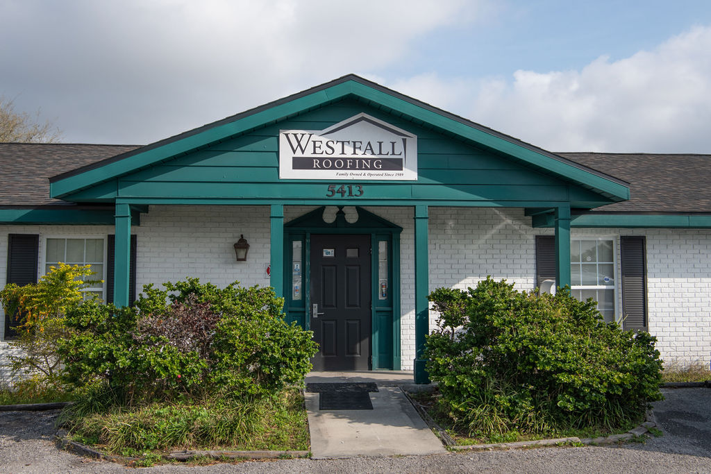 Westfall Roofing Office